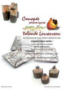 Canopée céramiques : expo-vente