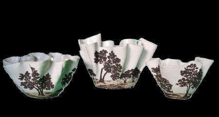 Coupes porcelaine