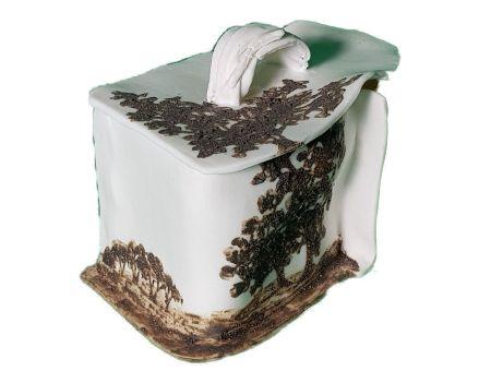 Boite porcelaine